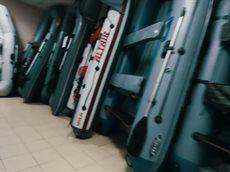 Магазин лодок и моторов 'Баркас' в г. Муром. 4 тактные лодочные моторы